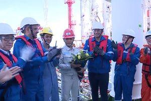 Lọc hóa dầu Nghi Sơn xuất xưởng lô sản phẩm đầu tiên