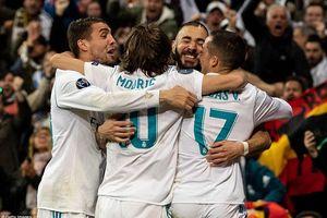 Benzema lập cú đúp, Real lần thứ 3 liên tiếp vào chung kết Champions League