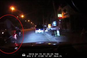 Báo mất vàng sau quẹt xe: Tài xế đã va chạm thế nào?