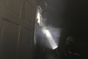Khen thưởng hai người nước ngoài lao vào đám cháy cứu trẻ em