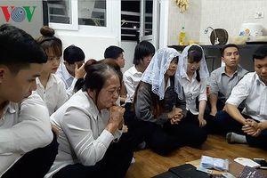 'Chân rết' của 'Hội thánh Đức Chúa Trời Mẹ' đã vươn tới những nơi nào?