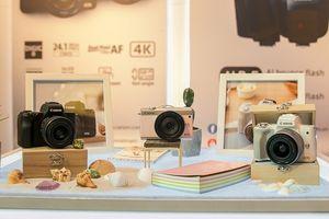 Canon ra mắt loạt máy ảnh đa tính năng, giá tốt