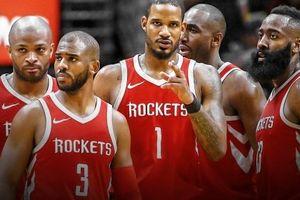 HLV Rockets: 'Cầu thủ của chúng tôi ngủ quên khi chơi bóng'