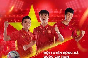 Các tuyển thủ sân cỏ Việt Nam cháy bỏng giấc mơ vàng mang tên World Cup