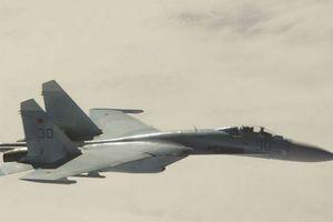 Máy bay Nga chặn máy bay Mỹ trên biển Baltic