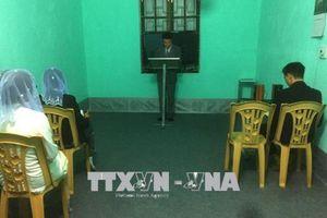 Ninh Bình cảnh báo thanh thiếu niên không tham gia 'Hội thánh Đức Chúa Trời'