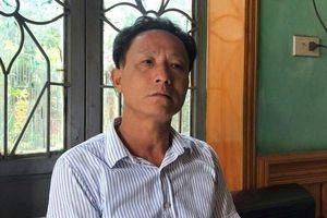 Người đàn ông nghi bắt cóc trẻ ở Hưng Yên đến thôn để mua... cây nho Mỹ