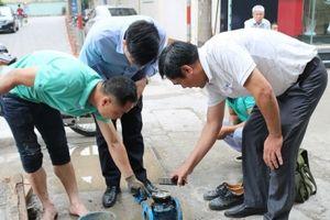 Dân 'tố' thu vượt hơn 100.000 m3 nước: Tháo đồng hồ tổng để kiểm định
