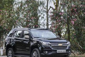 Chevrolet Trailblazer 2018 vừa ra mắt đã giảm giá 'kịch sàn'