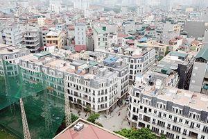 Tạm đình chỉ công tác một chủ tịch phường ở Hà Nội