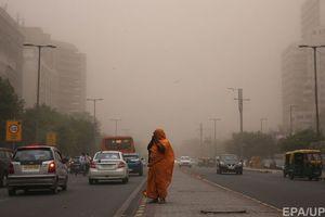 Hàng trăm người thương vong trong cơn bão cát kinh hoàng tại Ấn Độ