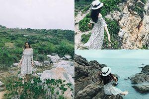 Không phải Cô Tô, hè này phải đến Quan Lạn để ngắm biển từ Eo Gió đẹp lung linh