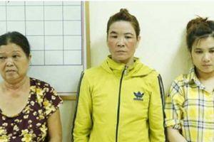 Hà Tĩnh: Bắt 3 'nữ quái' trộm tiền công đức ở chùa