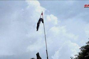 Chùm ảnh: Quân đội Syria kiểm soát phía Bắc trại tị nạn Nam Damascus