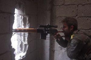 Kinh hoàng cuộc chiến trong tử địa nam Damascus, Syria