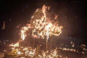 Vụ nổ tại Anh: Thông tin ban đầu về nguyên nhân gây nổ