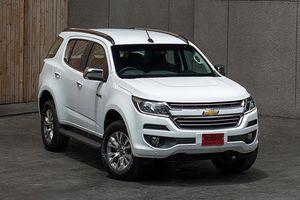Giá lăn bánh Chevrolet Trailblazer, mẫu xe vừa giảm giá 80 triệu đồng