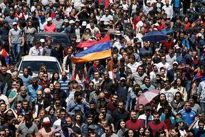 Nga dè dặt trước 'cách mạng nhung' ở nước vệ tinh Armenia