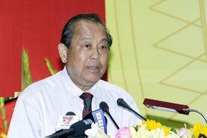 Phó Thủ tướng thường trực Trương Hòa Bình: Xây dựng nền hành chính công công khai, minh bạch