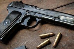 Trung úy công an trộm súng của cơ quan đem bán thu lời hơn trăm triệu