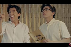 Đan Trường ' Tái ngộ' Fan với kiểu tóc bổ luống huyền thoại trong MV mới