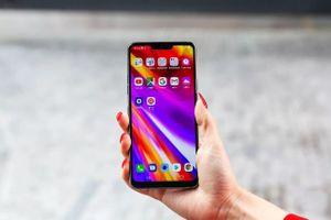 LG G7 ThinQ ra mắt với màn hình 'siêu sáng'
