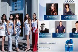 Nhà thiết kế Việt làm giám khảo Hoa hậu Mexico 2018