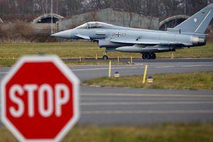 Đức chỉ còn vỏn vẹn 4 chiếc Eurofighter Typhoon sẵn sàng chiến đấu