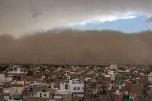 Bão cát kinh hoàng ở Ấn Độ, 77 người chết