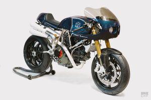 Ducati Monster 1100 độ cơ bắp theo phong cách Mỹ