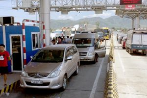 BOT Ninh Lộc lại đơn phương miễn phí vé qua trạm