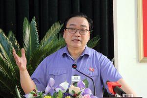 Bí thư Hà Nội: Ưu tiên xử lý ô nhiễm, cấp nước sạch cho dân