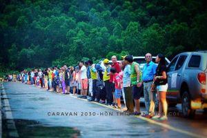 Caravan thiện nguyện lần thứ 13 của CLB doanh nhân Hai Mươi Ba Mươi