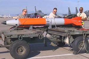Mỹ tiếp tục thử bom hạt nhân trọng lực mới B61-12