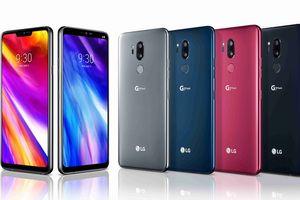 LG G7 ThinQ với G6 và V30: Đâu là sự khác biệt?
