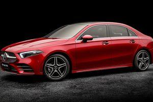 Ảnh chi tiết Mercedes A-Class L sedan vừa được giới thiệu