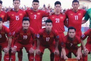 Bốc thăm VCK Asian Cup 2019: Việt Nam sẽ đụng Thái Lan?