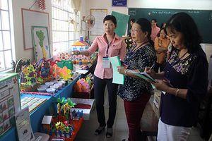Hậu Giang: 332 sản phẩm dự thi tự làm thiết bị dạy học và đồ dùng học tập