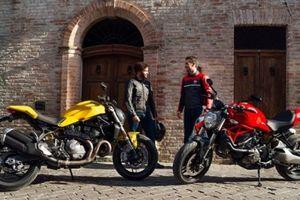 Ducati Monster 821 2018 chính thức trình làng, giá bán khoảng 320 triệu, cạnh tranh Suzuki GSX-S750, Kawasaki Z900