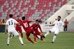 Đội tuyển Việt Nam đụng 'hàng khủng' tại Asian Cup 2019