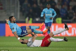 Trọng tài mắc sai lầm thảm họa, thêm một đội bóng tức tưởi rời bán kết cúp châu Âu