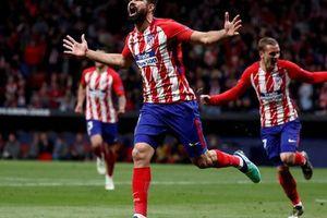'Hung thần' Costa tỏa sáng, Arsenal vỡ mộng Europa League