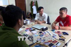 Một người Trung Quốc 3 lần dùng thẻ ATM giả chiếm đoạt khoảng 40 triệu đồng
