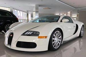 Bugatti Veyron độc nhất Việt Nam thay áo mới sắp về tay đại gia Đặng Lê Nguyên Vũ?