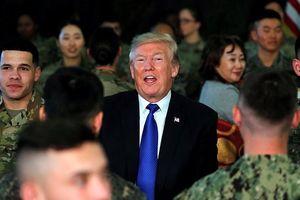 Sắp gặp ông Kim Jong-un, Tổng thống Mỹ đã hạ lệnh rút bớt quân khỏi Hàn Quốc?