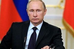 Tổng thống Putin bất ngờ sa thải một loạt tướng lĩnh và quan chức cấp cao