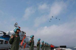Mỹ phản ứng sau khi có tin Trung Quốc đặt tên lửa phi pháp tại Trường Sa