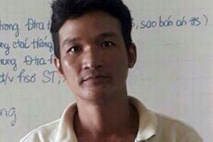 Truy tìm tên trộm đâm 2 cảnh sát bị thương ở Vĩnh Long