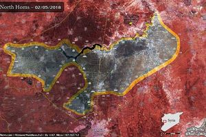 'Hổ Syria' sắp giáng đòn hủy diệt phiến quân Al-Qaeda xé bỏ thỏa thuận đầu hàng