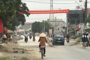 Dự án xây dựng Quốc lộ 12B qua Ninh Bình khó về đích đúng hạn